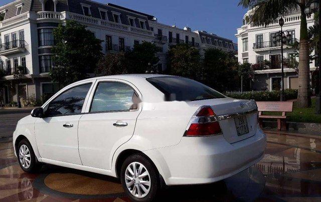Cần bán xe Daewoo Gentra 2007, màu trắng11
