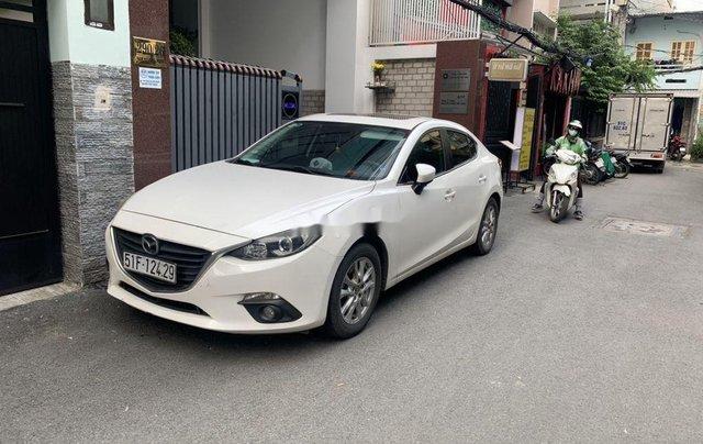 Bán ô tô Mazda 3 sản xuất năm 2015, giá tốt, chính chủ sử dụng còn mới1