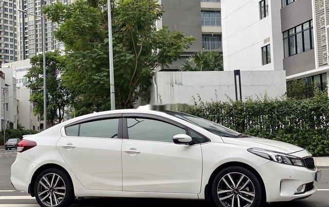 Cần bán Kia Cerato 2016, màu trắng chính chủ10
