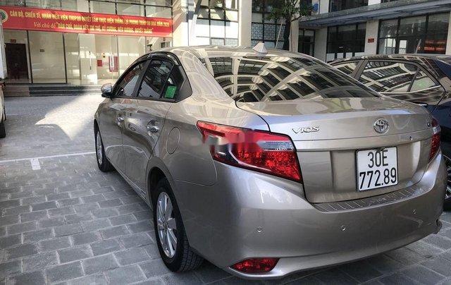 Bán Toyota Vios năm 2018, giá thấp, động cơ ổn định 1