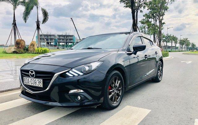 Cần bán Mazda 3 sản xuất 2015, 505 triệu0