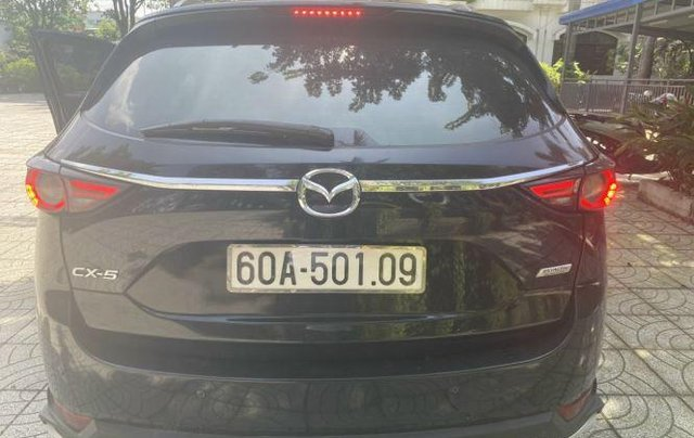 Bán Mazda CX 5 đời 2018, màu xanh lam, 760 triệu2