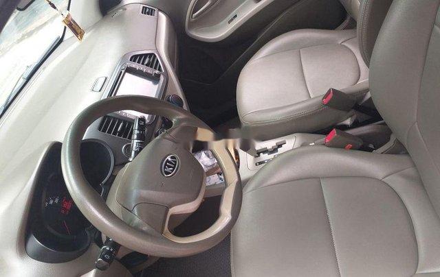 Bán Kia Morning Van đời 2012, màu xám, xe nhập, giá chỉ 198 triệu3