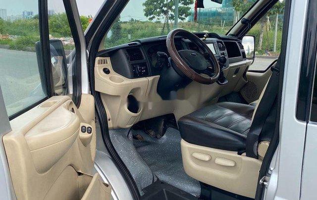 Bán ô tô Ford Transit sản xuất năm 2014, màu bạc chính chủ, giá 368tr11
