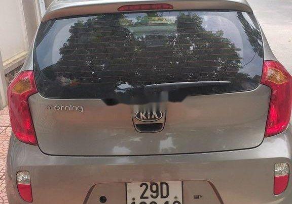 Bán Kia Morning Van đời 2012, màu xám, xe nhập, giá chỉ 198 triệu1