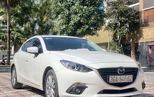 Cần bán gấp chiếc Mazda 3 sản xuất năm 2015, xe một đời chủ giá mềm2