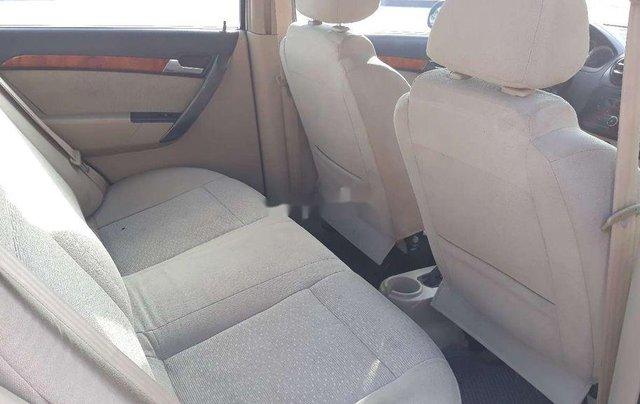 Cần bán xe Daewoo Gentra 2007, màu trắng6
