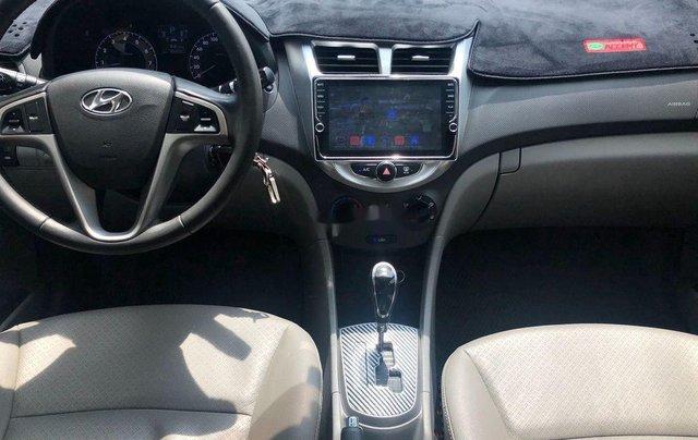 Bán Hyundai Accent AT năm sản xuất 2013, nhập khẩu, giá thấp, động cơ ổn định 5