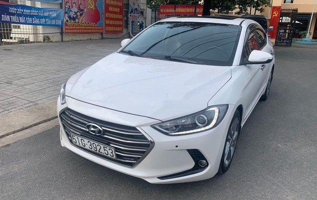 Bán ô tô Hyundai Elantra năm sản xuất 2017, xe còn mới, bao test hãng1