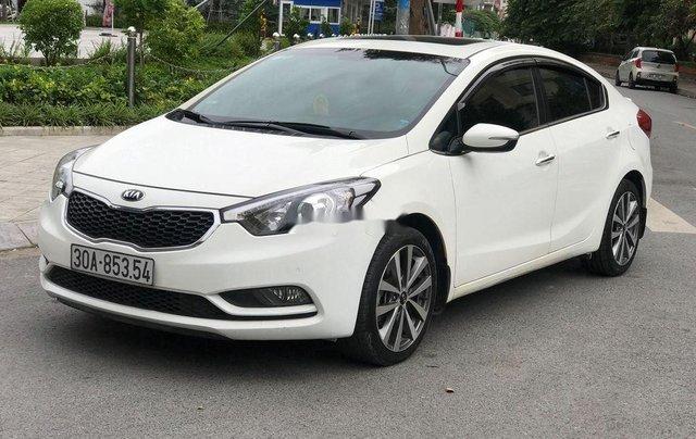 Cần bán Kia K3 năm sản xuất 2015, xe một đời chủ giá thấp, động cơ ổn định 2