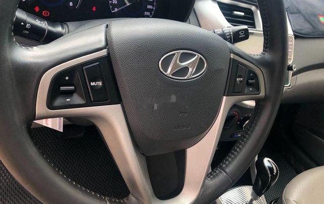 Bán Hyundai Accent AT năm sản xuất 2013, nhập khẩu, giá thấp, động cơ ổn định 3