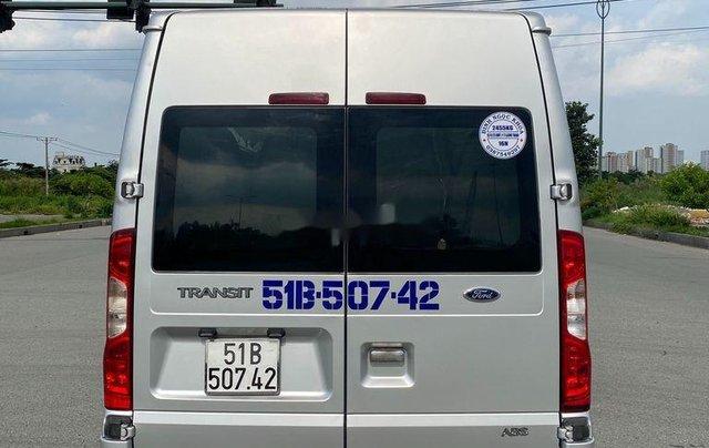 Bán ô tô Ford Transit sản xuất năm 2014, màu bạc chính chủ, giá 368tr1