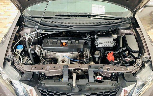 Cần bán gấp Honda Civic sản xuất 2015, xe gia đình5