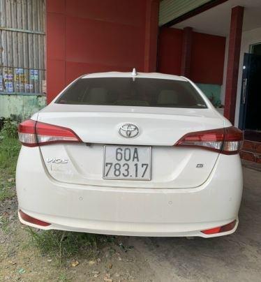 Bán ô tô Toyota Vios 1.5G CVT 2020, màu trắng1