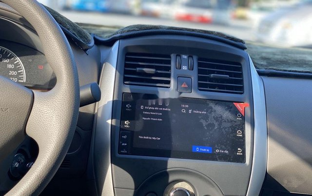 Cần bán gấp Nissan Sunny năm sản xuất 2019, xe còn mới hoàn toàn8