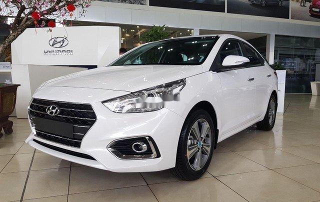 Bán Hyundai Accent 1.4AT bản tiêu chuẩn năm sản xuất 2020, giá tốt0