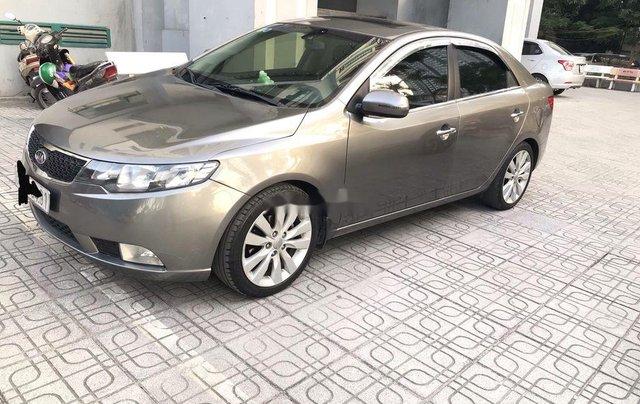 Cần bán lại xe Kia Cerato AT năm sản xuất 2011, xe nhập0