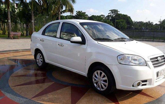 Cần bán xe Daewoo Gentra 2007, màu trắng1