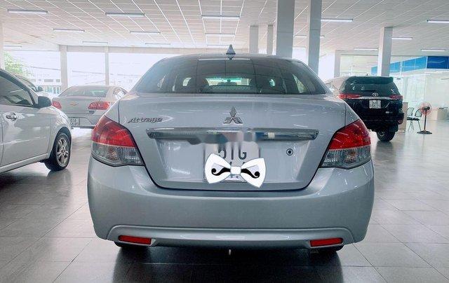 Cần bán Mitsubishi Attrage năm sản xuất 2016, màu bạc, nhập khẩu1