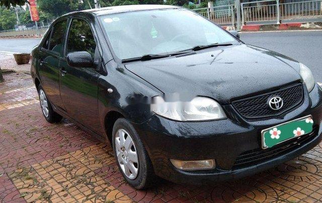 Cần bán Toyota Vios MT sản xuất năm 2006, xe giá thấp4