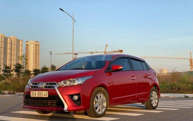 Cần bán gấp Toyota Yaris sản xuất năm 2015, xe giá thấp, động cơ ổn định 2