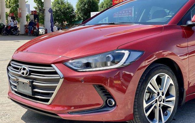 Bán Hyundai Elantra năm sản xuất 2017, xe chính chủ giá mềm3