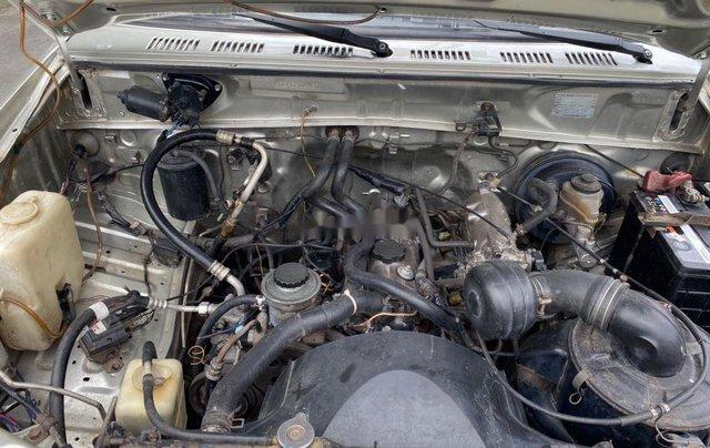 Bán xe Toyota Zace năm sản xuất 2002, xe giá thấp, một đời chủ sử dụng9