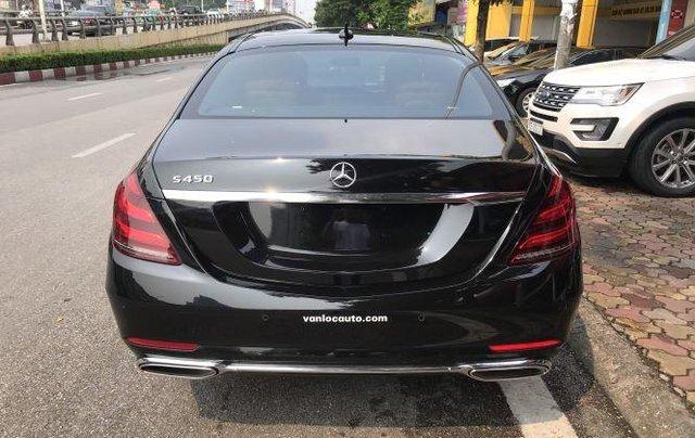Bán ô tô Mercedes S450 đời 2017, đăng ký lần đầu T7/2018, màu đen 2