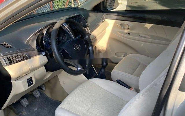 Bán ô tô Toyota Vios đời 2016, số sàn4