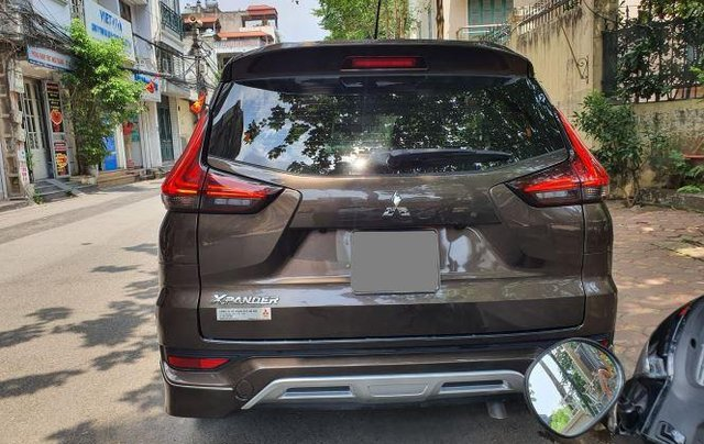 Bán ô tô Mitsubishi Xpander 1.5 AT đời 2019, màu nâu  3