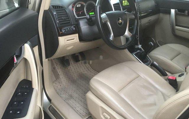Bán ô tô Chevrolet Captiva MT sản xuất 2008, xe một đời chủ5