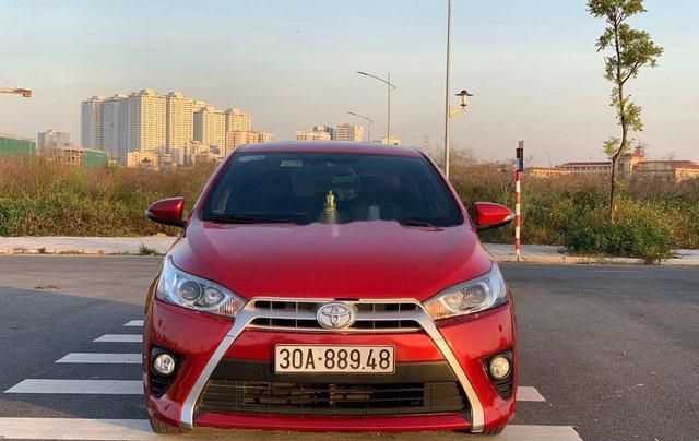 Cần bán gấp Toyota Yaris sản xuất năm 2015, xe giá thấp, động cơ ổn định 0