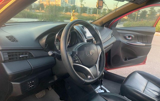 Cần bán gấp Toyota Yaris sản xuất năm 2015, xe giá thấp, động cơ ổn định 6