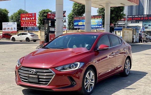 Bán Hyundai Elantra năm sản xuất 2017, xe chính chủ giá mềm1