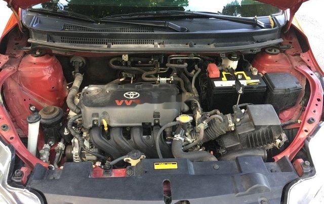 Bán ô tô Toyota Yaris đời 2015, màu đỏ, nhập khẩu nguyên chiếc chính chủ4