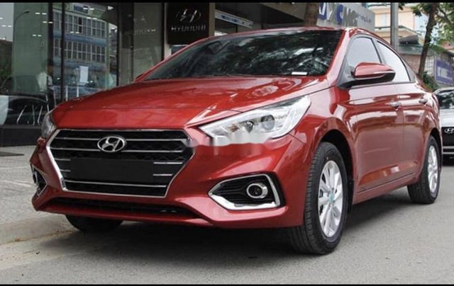 Bán Hyundai Accent 1.4AT đặc biệt năm sản xuất 20200