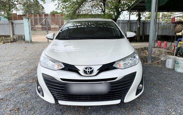 Bán Toyota Vios năm 2020, giá tốt, chính chủ sử dụng còn mới0