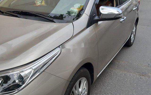 Cần bán xe Toyota Vios sản xuất 2019, xe giá thấp, động cơ ổn định 3