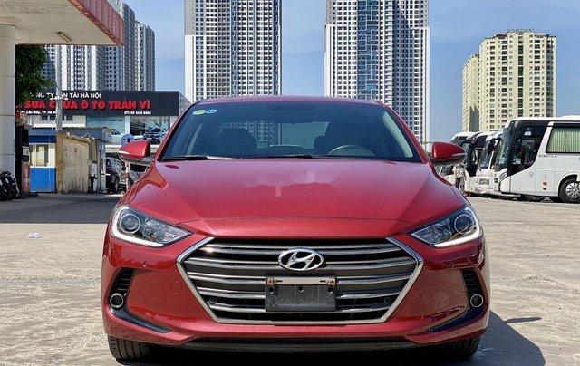 Bán Hyundai Elantra năm sản xuất 2017, xe chính chủ giá mềm0
