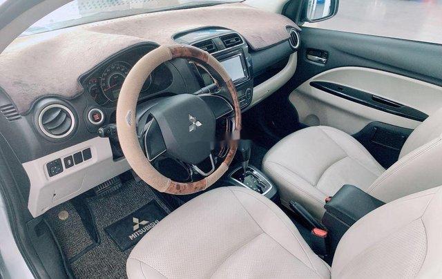 Cần bán Mitsubishi Attrage năm sản xuất 2016, màu bạc, nhập khẩu4