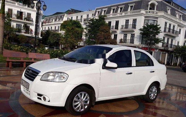 Cần bán xe Daewoo Gentra 2007, màu trắng0