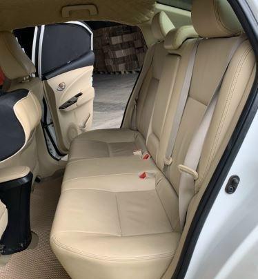 Bán ô tô Toyota Vios 1.5G CVT 2020, màu trắng4
