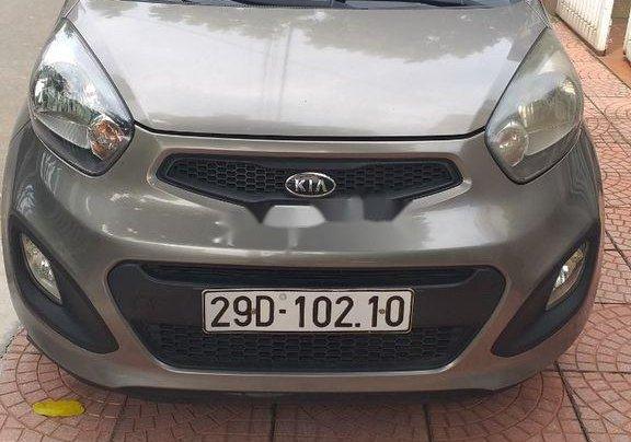 Bán Kia Morning Van đời 2012, màu xám, xe nhập, giá chỉ 198 triệu0