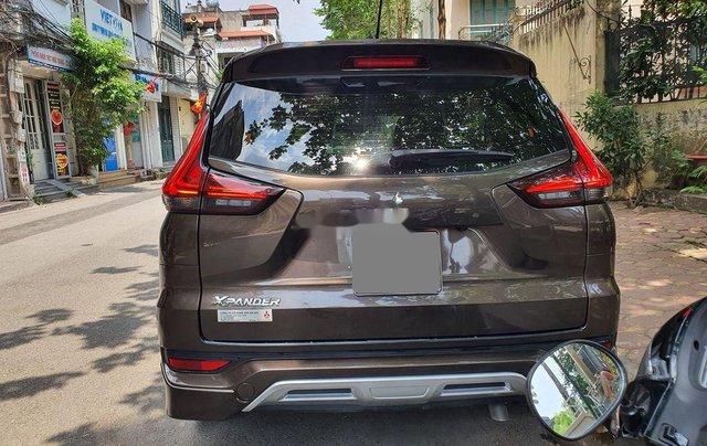 Bán Mitsubishi Xpander AT 2019 tự động màu nâu đồng, xe còn mới3