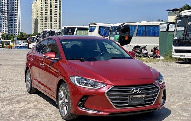 Bán Hyundai Elantra năm sản xuất 2017, xe chính chủ giá mềm2