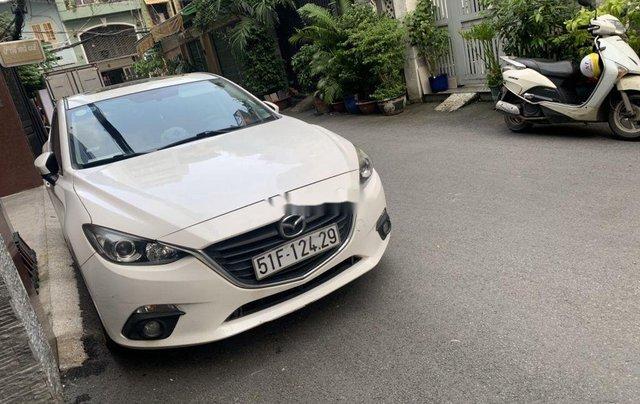 Bán ô tô Mazda 3 sản xuất năm 2015, giá tốt, chính chủ sử dụng còn mới0