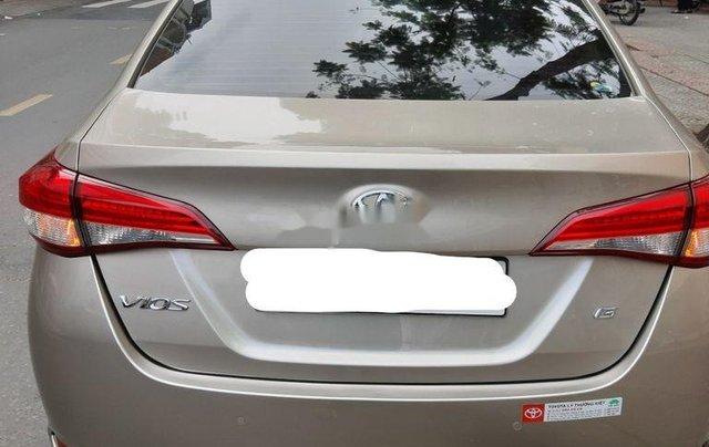 Cần bán xe Toyota Vios sản xuất 2019, xe giá thấp, động cơ ổn định 1