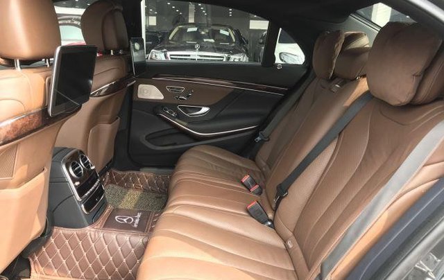 Bán ô tô Mercedes S450 đời 2017, đăng ký lần đầu T7/2018, màu đen 6