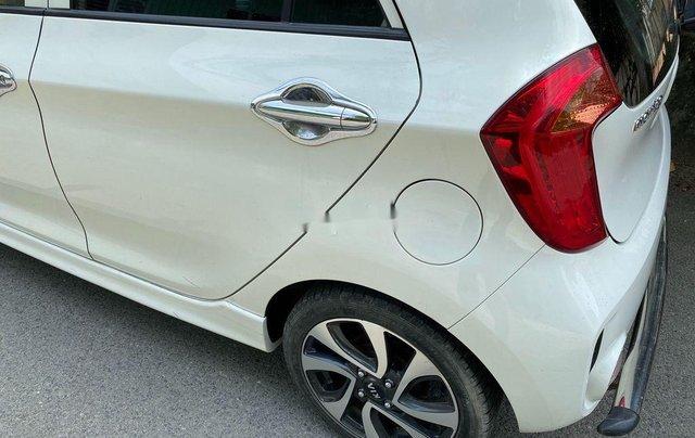 Bán ô tô Kia Morning AT năm sản xuất 2016, xe giá thấp, động cơ ổn định2