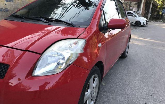 Bán gấp với giá thấp chiếc Toyota Yaris sản xuất 2008, xe nhập1